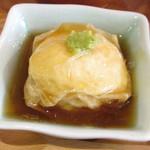 もっせ~明石海鮮と日本酒の和食酒場~ - 湯葉しゅうまい