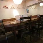もっせ~明石海鮮と日本酒の和食酒場~ - 4人&8人テーブル席