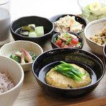 iro-hana かふぇ食堂 - 運動好きの方に嬉しいアスリート食