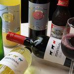 iro-hana かふぇ食堂 - オーガニックワインあります