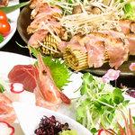 iro-hana かふぇ食堂 - パーティ料理はオーダー可能