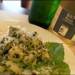 イタリアのごはんとワイン チルコロ - 季節のお料理を黒板メニューでご案内します