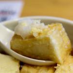 ホームラン - 揚げ出し豆腐