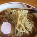 上手かもん - 和風ら~めんの麺