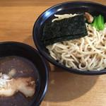 ココロ - 魚介つけ麺¥800、麺大盛¥100
