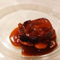 ビストロカプリシュー - 仔牛タンの煮込みラフロイグノ香り