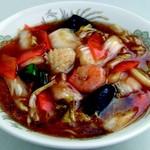 新晨美食坊 - 五目あんかけタン麺