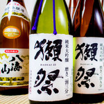 鮮魚個室居酒屋 潮蔵 - ドリンク写真: