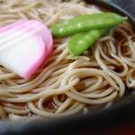 サガミ - 蕎麦(冷)(お蕎麦お好みランチ)