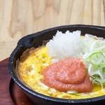 荻窪 牛タン工房 鎌倉ハム - 明太子の出汁焼き卵