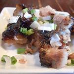 塩らー麺 本丸亭 - チャーシューぶつ切り