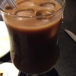 万世牧場 - アイスコーヒー
