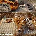 グーチョキパン - パンたち