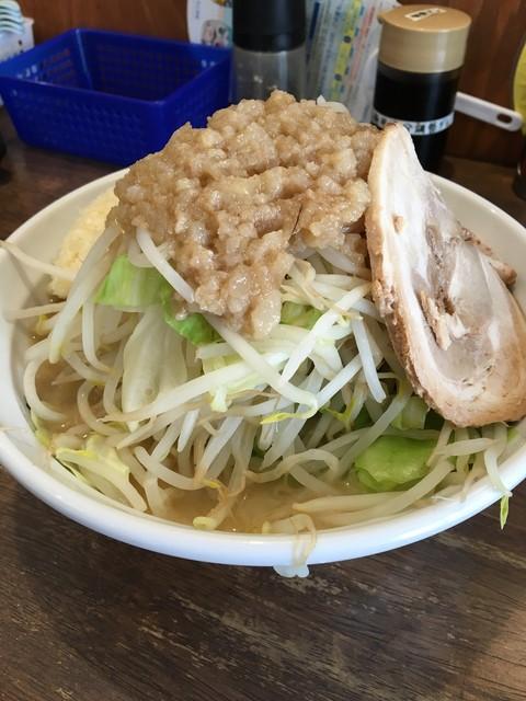 爆麺亭 所沢店
