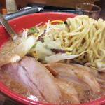 イップウドウ タオ - 味噌ラーメン専門店や札幌ラーメン店と比べても、引けを取らない優秀な味噌ラーメンです。