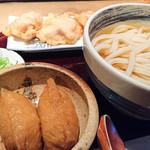 Fukuchan - 2016.8 鶏天ひやかけセット
