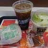 マクドナルド - 料理写真:ベーコンレタスバーガーセット650円