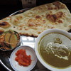 Kamana - 料理写真:サグチキンカレー