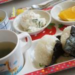 楠木 - 料理写真:キッズモーニング300円