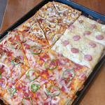 ル・クロワッサン - 焼きたてピザ食べ放題