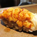 菊鮨 - ランチメニューは、おまかせ1種類4,500円のみです。