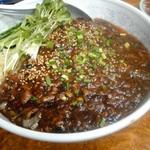 かし亀 - ザージャー麵
