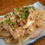 かし亀 - ピリ辛油淋鶏
