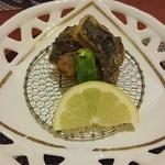 日本料理 空海 - すっぽんコース 唐揚げ