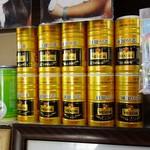 古沢商店 - 雑貨販売もあり。缶ジュース類は入り口横の冷蔵ケース内に冷えてます