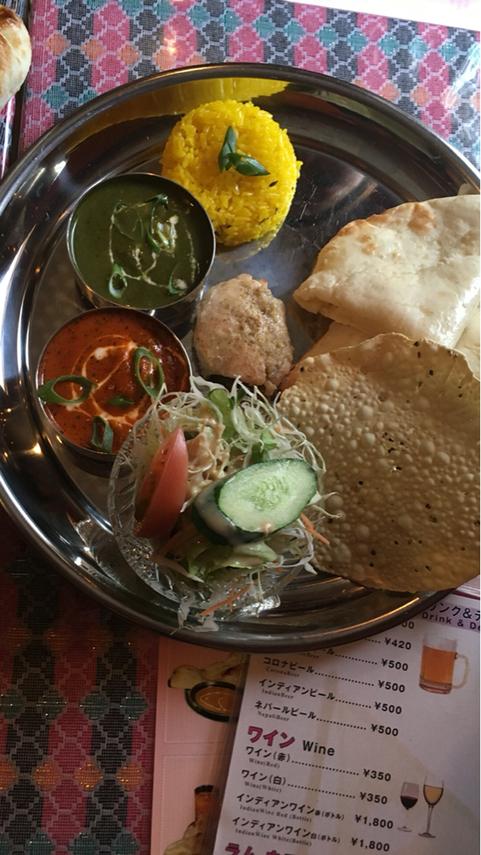 インド・ネパール料理 サプナ