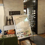 ZION - お店外観
