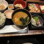 にんじんや - 松花堂弁当