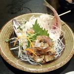 升亀 - あじなめろう(780円)