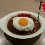 ニューキャッスル - つん蒲の辛来飯(900円)
