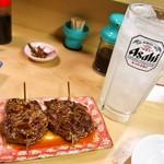 クラスノ - 酎ハイ & 牛肉たれ焼き