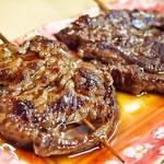 クラスノ - 料理写真:くわ焼き(牛肉たれ焼き)