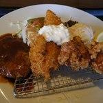 レストラン松新 - 松新サンキューセットZOOM