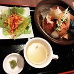 鉄板焼 Mangetsu -