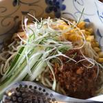味の蔵 壽楽 - 冷やし担々麺850円