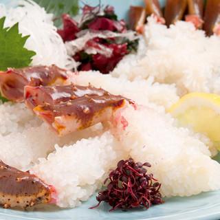 函館駅すぐ!!こだわった新鮮な海鮮料理を提供する海光房!!