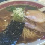 まるは BEYOND - 中華そば 醤油(750円)