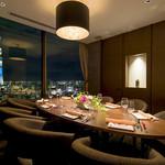 THE DINING 唐紅花&蒔絵 - 個室