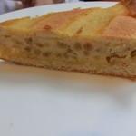 54612622 - 小麦入りチーズタルトみたいなやつ
