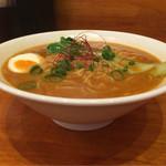 大山ラーメン・つけ麺 -