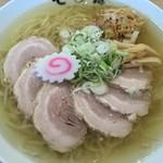 54615227 - 生姜チャーシューめん麺大盛 1010円