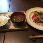 京洋食 まつもと - ポークジンジャー