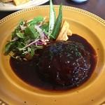 京洋食 まつもと - ハンバーグ