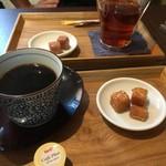 京洋食 まつもと - 食後のドリンク&小菓子