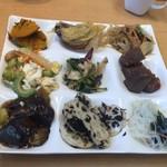 54619965 - 2016.8 野菜系バイキング