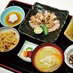 華匠庵 レストラン - 華味鳥炙り御膳